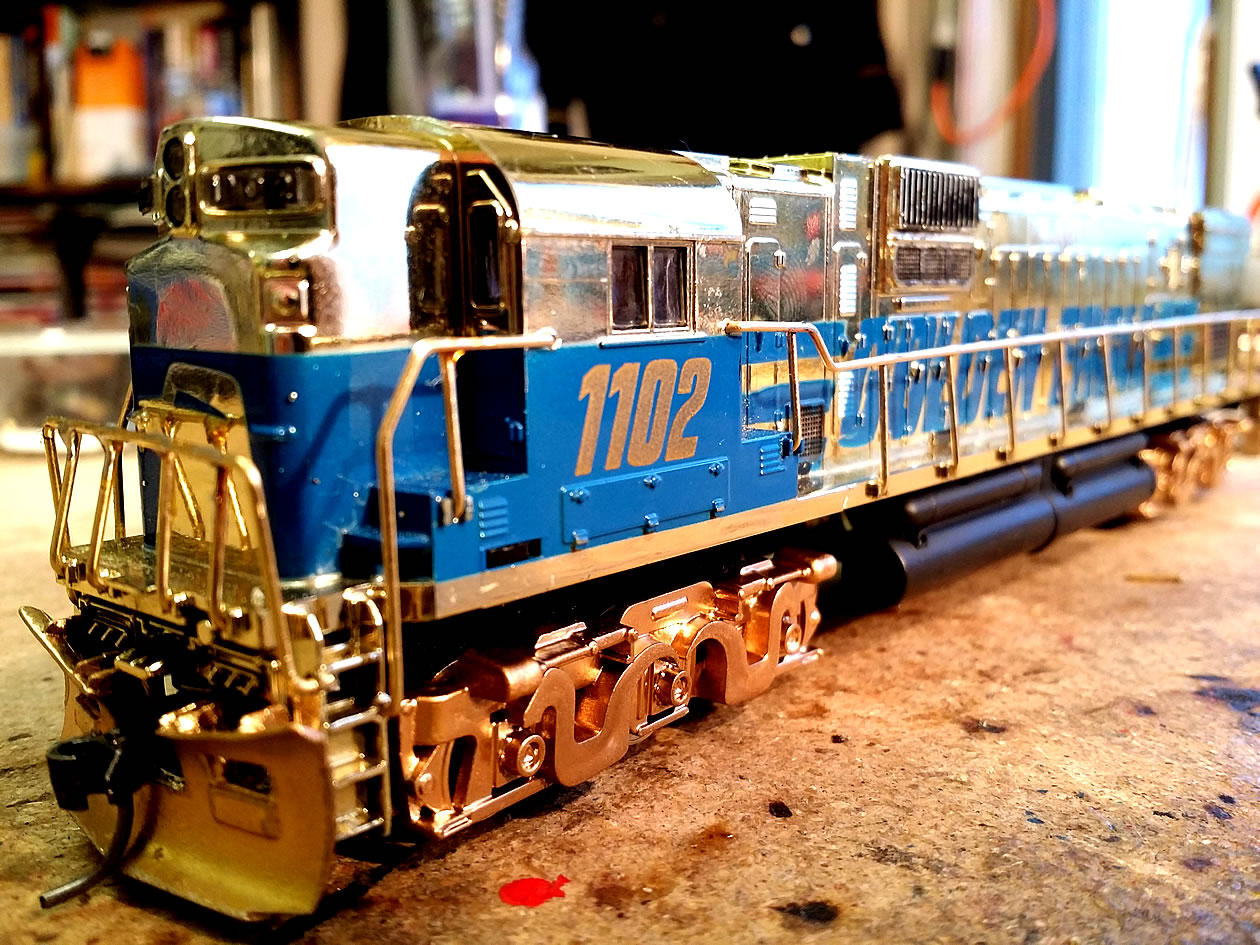 Tyco Golden Eagle Super 630